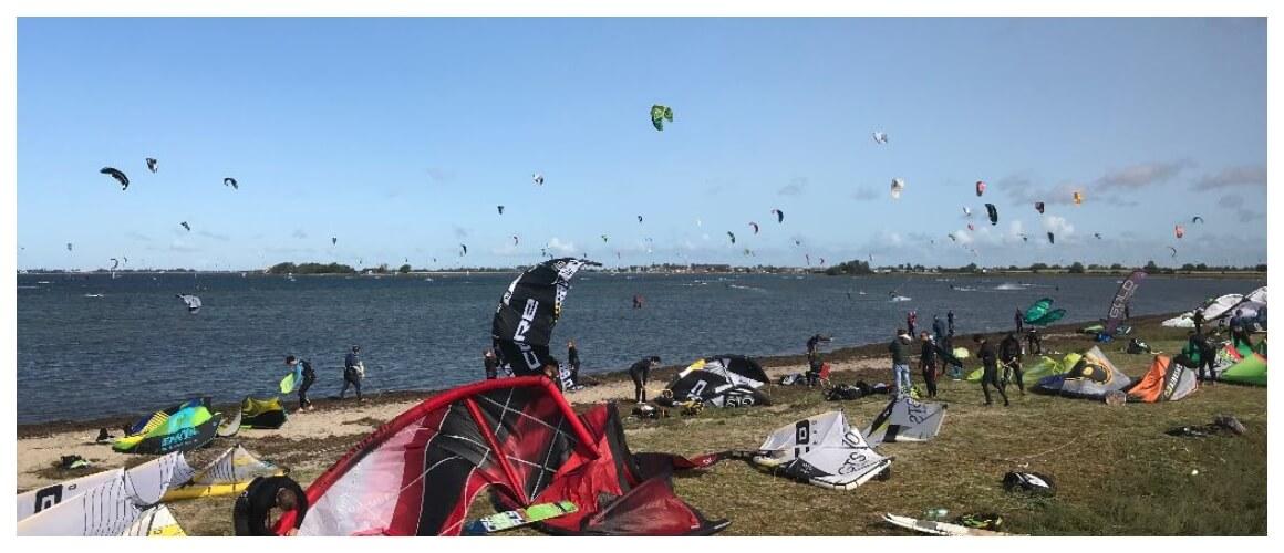 Slider kite